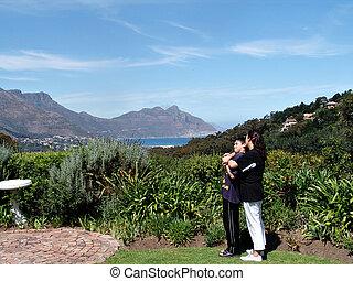 Touristic Cape Town