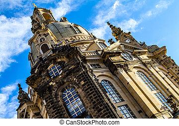 夫人, 我們, 德累斯頓, 教堂