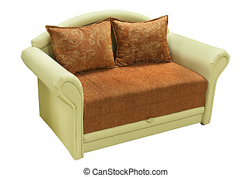 Furniture - Modern couch Sofa for home Interior A modern...