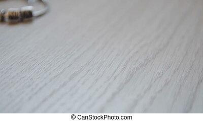Silver Bracelet Jewel close up - Bracelet Jewel Silver...