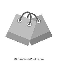 ShoppingBags - Shopping, bag, hand carry, gift icon vector...