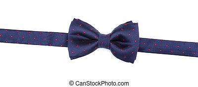 cravate, arc