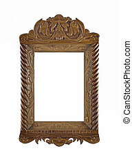 Beautiful wooden Frame