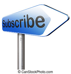 subscribe here - onine subscription and membership subcribe...