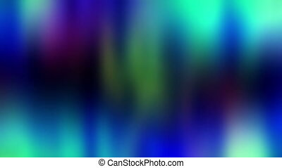 Soft Flowing Color Streaks Strobe - Looping Soft Flowing...