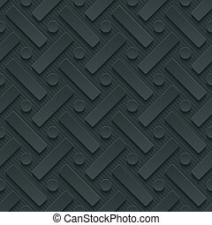 Dark perforated paper - Dark perforated paper with cut out...
