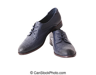 Shoes for a young man