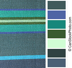 complimentay color chart decorating planning