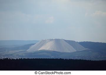Potash Plant Mountain