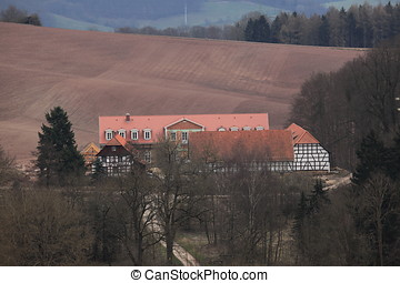Farm in Northern Hesse