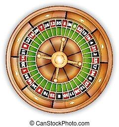 Online roulette wheel patterns
