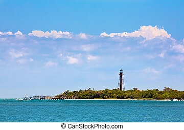 Sanibel Lighthouse and Pier