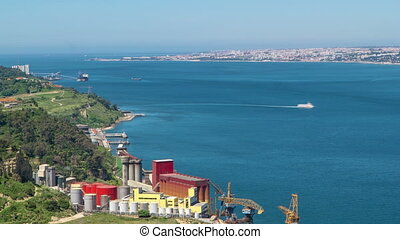 River Tagus Tajo, Tejo Its the longest river on the Iberian...