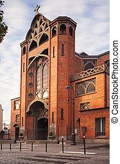 Churche Saint Jean de Mormartre, Paris