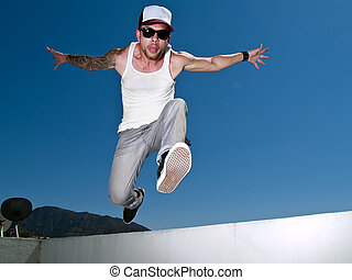 Parkour, Freerunner,