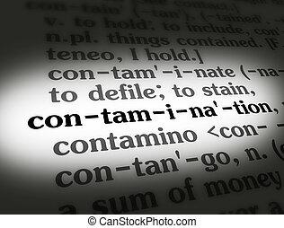 Dictionary Contamination