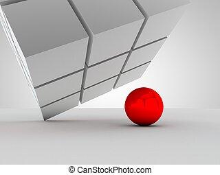 Competition Concept 3D