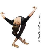 balé, dançarino,