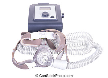 CPAP machine for people with sleep apnea