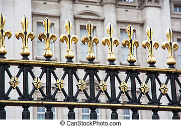 Buckingham palace is the London residence and principal...