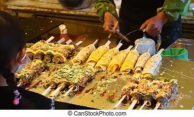 Japanese food ,japanese festival food