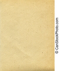 Recycled paper background - Textured recycled paper with...