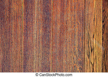 Wooden planks - Weathered striped textured wooden planks...
