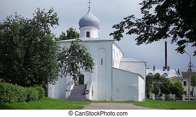 Russian Church 17th century - View of the Russian Church...
