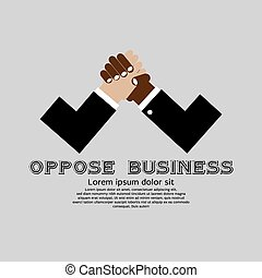 The Opposition. - The Opposition of Business Conceptual...
