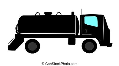 septic tank truck - septic tank and liquid waste removal...
