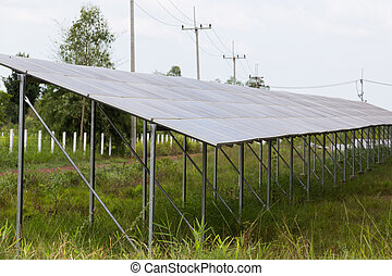 Solar energy panels ,Solar farm