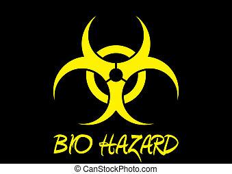 Bio Hazard Sign