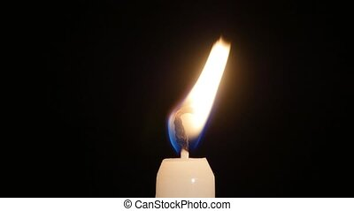 Candle flame - HD - Candle flame