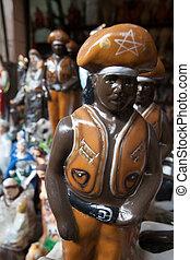 Voodoo - Fetish in Salvador de Bahia, Brazil