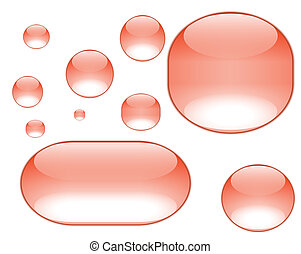 orange aqua bubbles - orange bubbles perfect for...