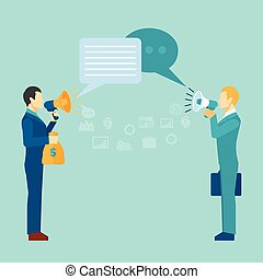 Business Communication Poster