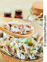 Natural Spa Ingredients . - Lemongrass essential Oil for alterna