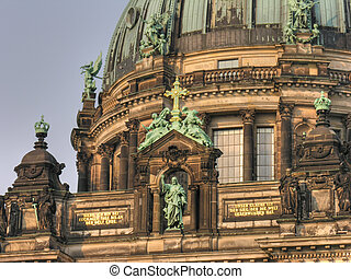 Berlin, Germany, May 2006 - Detail of Berlin in Germany, May...