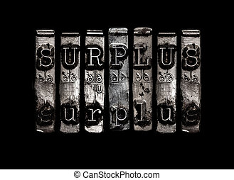Surplus concept