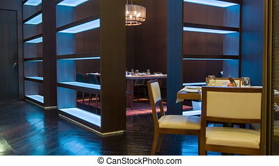 What is better than restaurant - Go to banquet Nice interior...