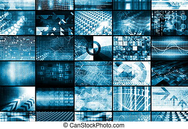 Integrated Management System and Technology Network as Art