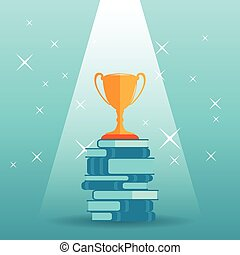 Knowledge Trophy