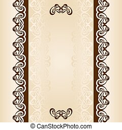calligraphy ornament frame set-04.eps