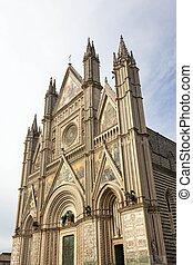 Orvieto city Umbria Italy