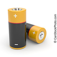 baterias,