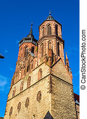 Johannis church in Gottingen - Germany, Lower Saxony