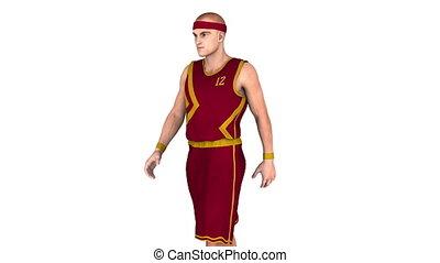 basketball player - image of basketball player