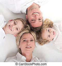 círculo, familia