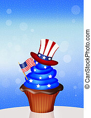 Independence Day - illustration of Independence Day