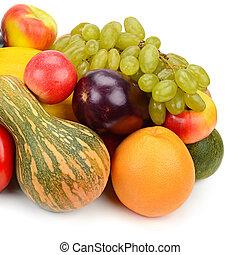 蔬菜, 水果